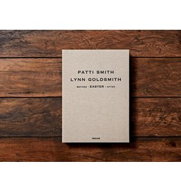 Taschen Before Easter After by Lynn Goldsmith and Patti Smith (Signed Copy)