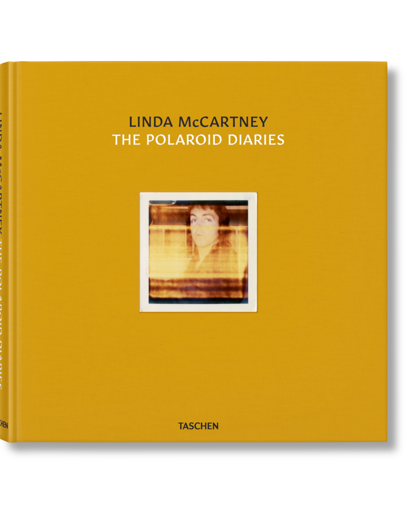 Taschen The Polaroid Diaries by Linda McCartney (Signed Copy)