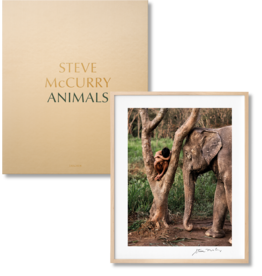 Taschen Animals by Steve McCurry (Signed Copy)