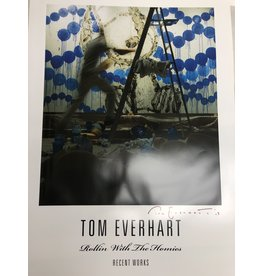 Everhart Rollin With the Homies, Recent Works by Tom Everhart Poster (Signed)