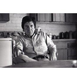 Rowlands Leonard Cohen by John Rowlands