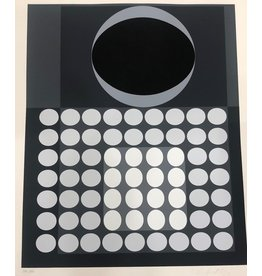 Vasarely Untitled2 by Victor Vasarely