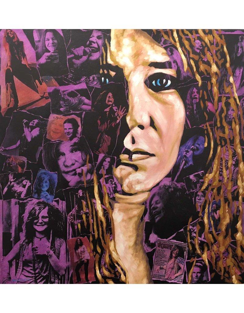 Russell Janis Joplin by Jay Russell (Original)