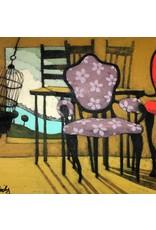 Lively Armchair by Matt Lively (Original)