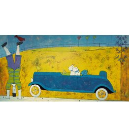 Spence The Racing Car by Annora Spence