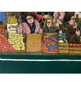 Azuz Fruit Market by David Azuz