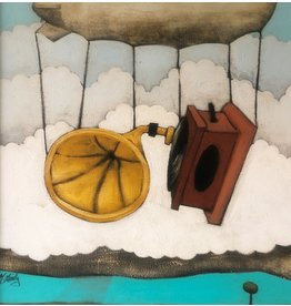 Lively Zeppelin Gramophone by Matt Lively (Original)