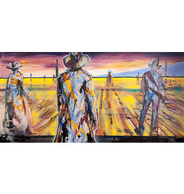 Ball Once Upon A Time In The West by Johnathan Ball