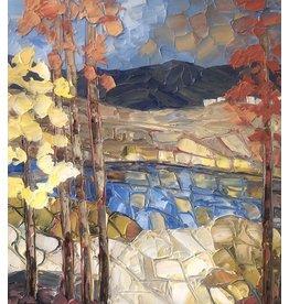 Riverin Au Pled de la Montagne by Richard Riverin (Original)