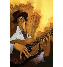 Bua El-Guitarrista by Justin Bua
