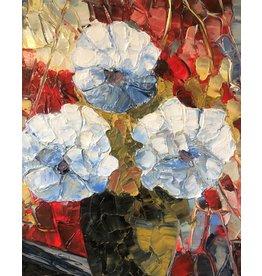 Riverin Bouquet de Fleurs Blanches by Richard Riverin (Original)