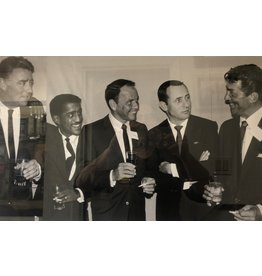 Getty Rat Pack by Hulton Getty