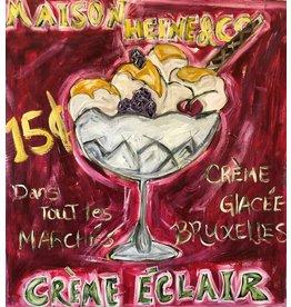Couillard Creme Eclair by Karen Couillard (Original)