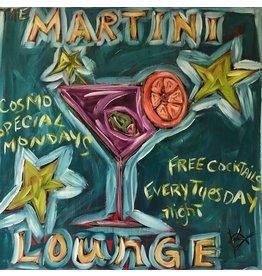 Couillard Martini Lounge by Karen Couillard (Original)