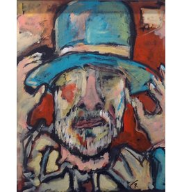 Russell Coney Island of the Mind Lawrence Ferlinghetti by Tom Russell (Original)