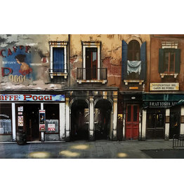 Pradzynski Caffe Poggi by Thomas Pradzynski