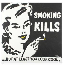 Goldman Smoking Kills by Todd Goldman