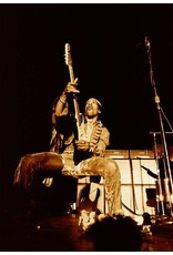 Knight Jimi Hendrix Hawaii, 1968 by Robert Knight