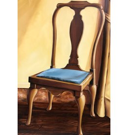 Johnston Chair Still-Life by Jennie Johnston (Original)