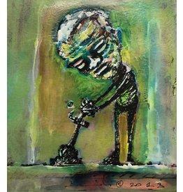 Buzadi Untitled4 by Bill Buzadi (Original)