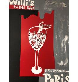 Hersheimer Willi's Wine Bar by Sophie Hersheimer