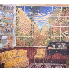 Elwes Monet Studio by Damien Elwes