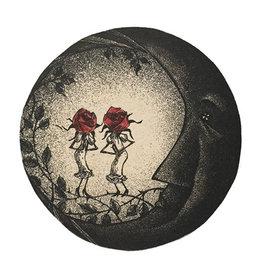 Ando Moon and Rose Sisters by Mariko Ando
