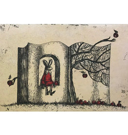 Ando The Apple Tree In The Book by Mariko Ando