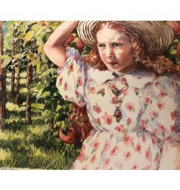 Isadora Little Woman by Rachel Isadora (Original)