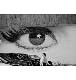 Migicovsky Parking Lot Art at Sunset Blvd by John Migicovsky