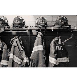 Migicovsky Midtown New York Firestation I by John Migicovsky