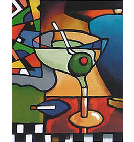 Lalonde Dry Martini by Rene Lalonde