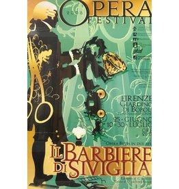 Poster Barber of Seville Opera Festival '08 (Poster)