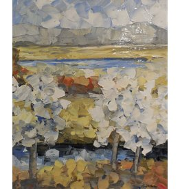 Riverin Un Martin Printanier by Richard Riverin (Original)