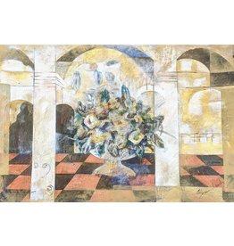 Leach Palace Bouquet by Shawn Leach (Original)