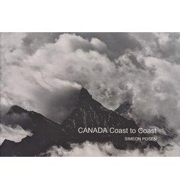 Posen Canada Coast to Coast by Sim Posen (Signed)