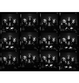Rock Queen Contact Sheet by Mick Rock
