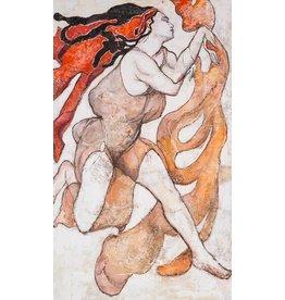 Isadora After Bakst II by Rachel Isadora (Original)