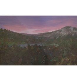 Masewich Evening State III by Joel Masewich (Original)