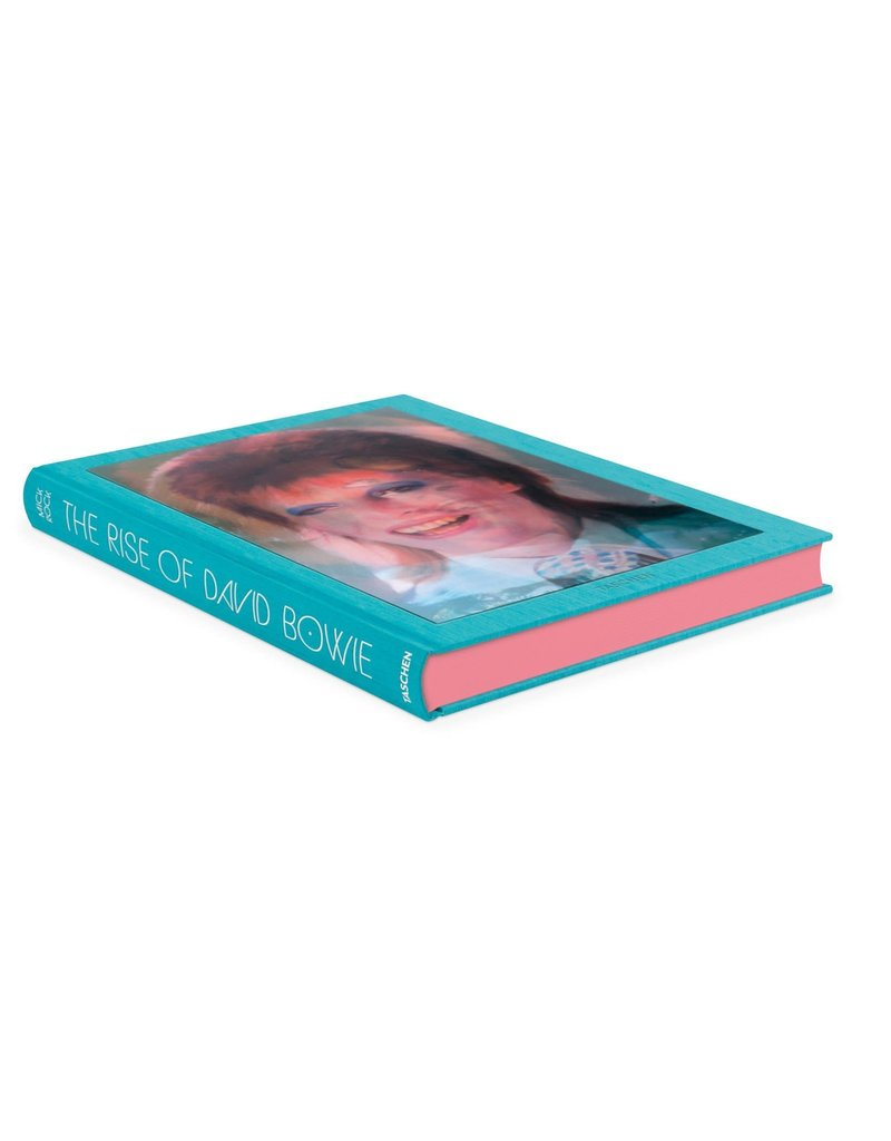 Rock The Rise of David Bowie by Mick Rock (Signed Collector's Edition)