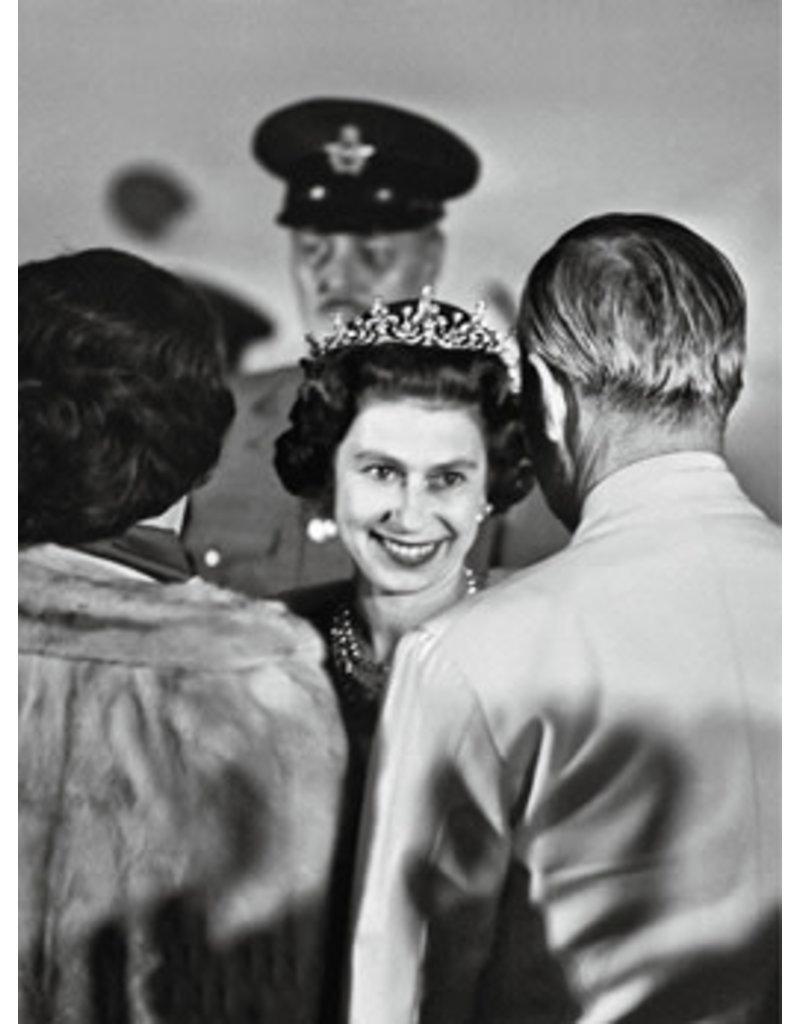 Benson Royal Greeting by Harry Benson