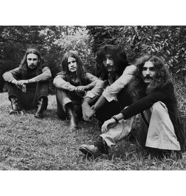 Gruen Black Sabbath, NYC 1971 by Bob Gruen