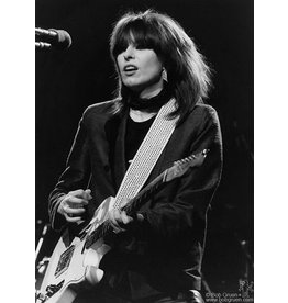 Gruen Chrissie Hynde, London 1979 by Bob Gruen