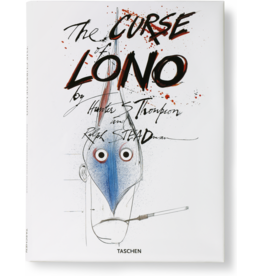 Taschen Curse of Lono by Hunter S. Thompson and Ralph Steadman