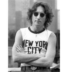 Gruen John Lennon, NYC 1974 by Bob Gruen