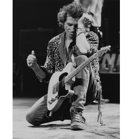 Gruen Keith Richards, Beacon Theatre, NYC 1993 by Bob Gruen