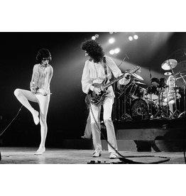 Gruen Queen, MSG, NYC 1977 by Bob Gruen