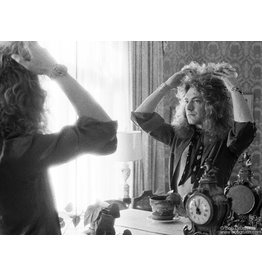Gruen Robert Plant, NYC 1974 by Bob Gruen
