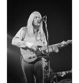 Lemke Greg Allman II, 18 November, 1975 by Bill Lemke