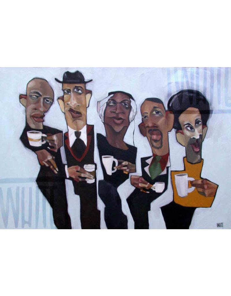 White Cafe Mocha Jive by Todd White